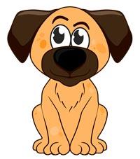 Загадки про Собаку для детей с ответами